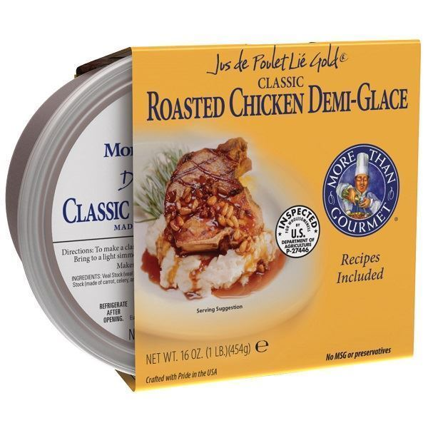 MTG ROASTED CHICKEN DEMI GLACE 16 OZ