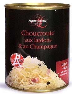 ANDRE LAURENT SAUERKRAUT TIN