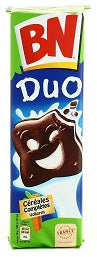 BN CHOCOLATE DUO 295 GR