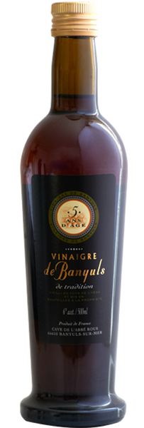 BANYULS VINEGAR 500 ML - 13570