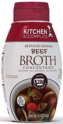 MTG BEEF BROTH 12 OZ