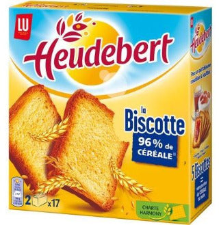 Biscottes Heudebert (French Rusks) From France 300g