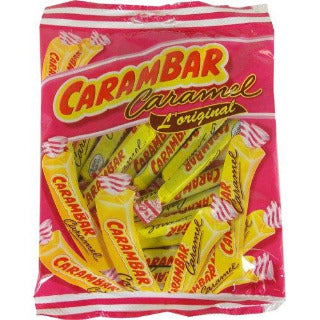 Carambar Caramel Candy in Bag 130g (4oz)