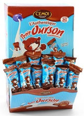 CEMOI OURSON CHOCOLATE MARSHMELLOW (80 PK)