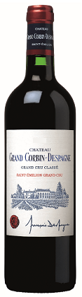 2015 Château Grand Corbin-Despagne Grand Cru Saint Emilion