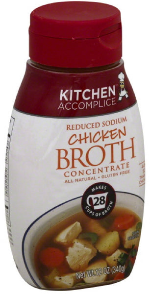 MTG CHICKEN BROTH 12 OZ