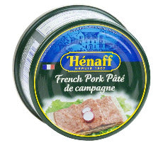 HENAFF COUNTRYSIDE PATE TIN