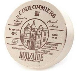 COULOMMIERS ROUZAIRE 450 GR
