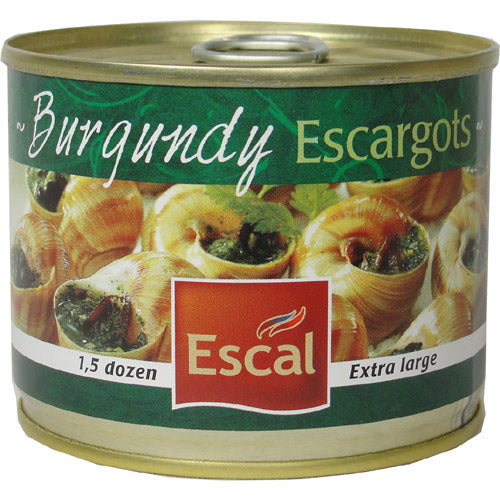 ESCAL EXTRA LARGE BURGUNDY SNAIL 1.5 DOZEN