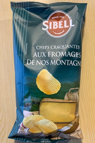 SIBELL FRENCH MT. CHEESE CHIPS