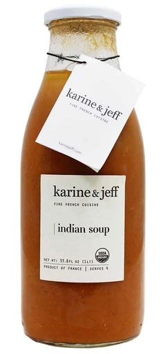 K ET J INDIAN SOUP 33.8 OZ