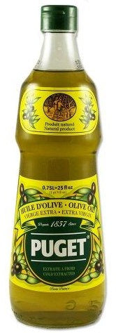 Extra Virgin Olive Oils Puget
