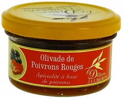 DELICES DU LUBERON RED PEPPER - 31165