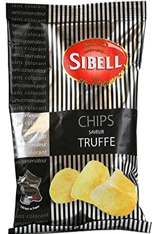 SIBELL TRUFFLE POTATO CHIPS