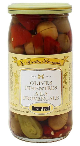 BARRAL OLIVES SPICY PROVENCAL