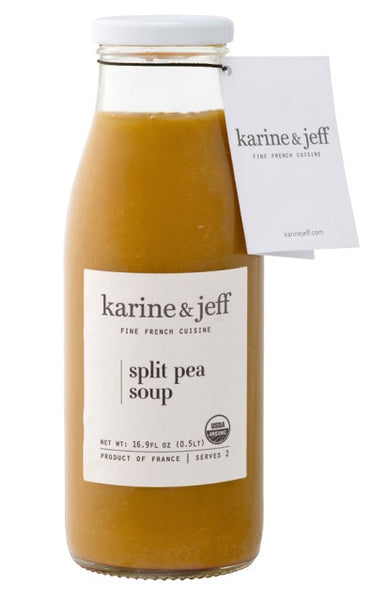 K ET J SPLIT PEA SOUP 16.9 OZ