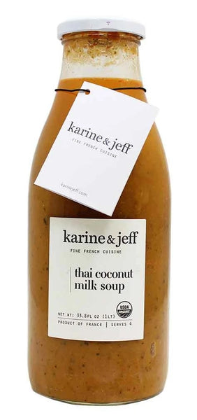 K ET J THAI COCONUT MILK SOUP 33.8 OZ