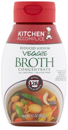 MTG VEGETABLE BROTH 12 OZ