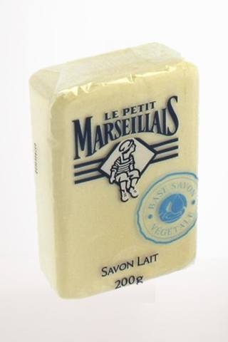 Bath & Beauty - Le Petit Marseillais Milk Soap Bar 200g / 7oz