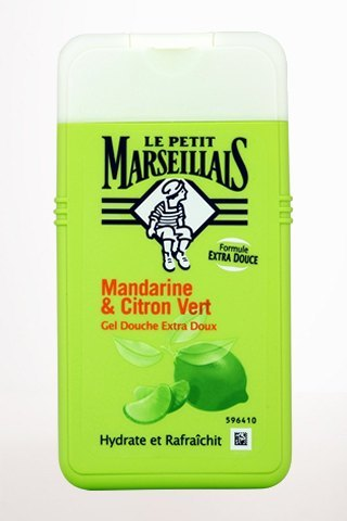 Bath & Beauty - Mandarine & Lime Shower Gel Le Petit Marseillais