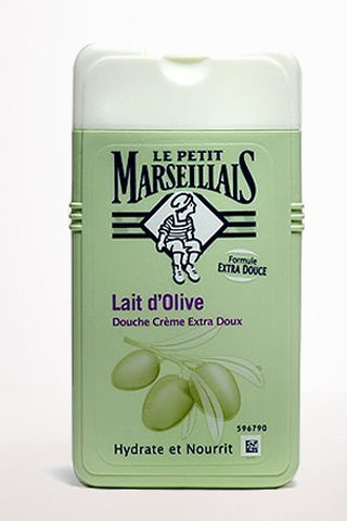 Bath & Beauty - Olive Milk Shower Gel Le Petit Marseillais