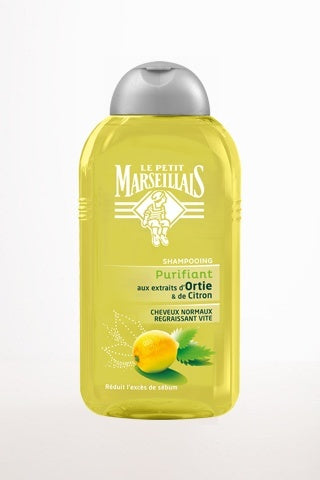 Bath & Beauty - Shampoo Nettle Extract & Lemon Le Petit Marseillais 250ml