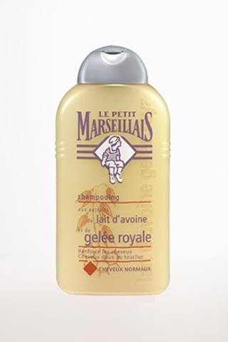 Bath & Beauty - Shampoo Oat Milk & Royal Jelly Le Petit Marseillais 250ml