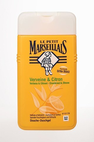 Bath & Beauty - Verveine & Lemon Shower Gel Le Petit Marseillais