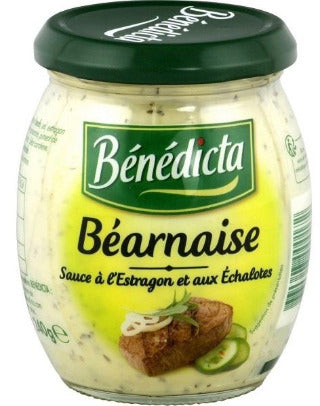 Benedicta Bearnaise Sauce for Broiled and Grilled Meat 8.8 oz
