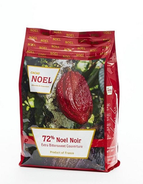CACAO NOEL NOIR 72% CHOCOLATE