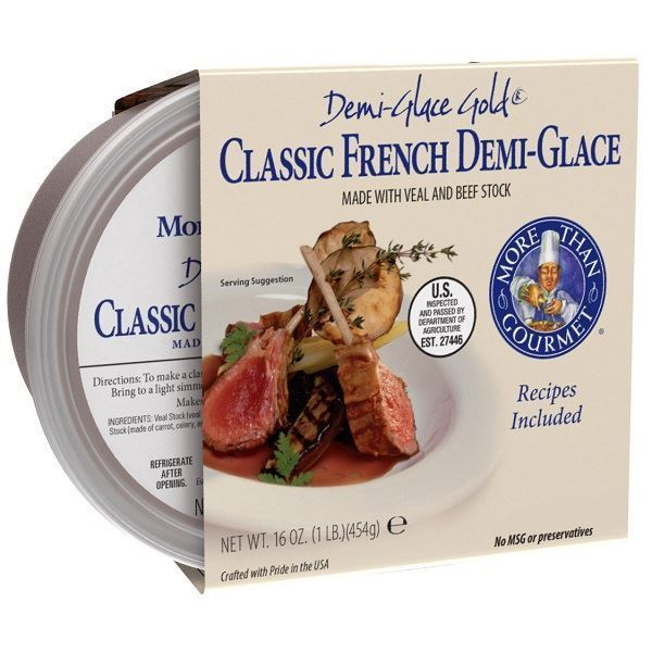 MTG CLASSIC FRENCH DEMI GLACE 16 OZ