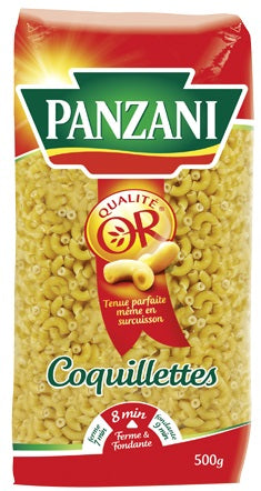 PANZANI COQUILLETTES 500 GR