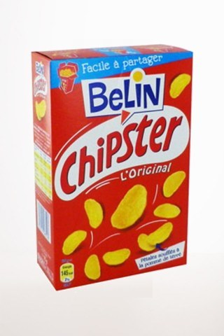 Gourmet Food - Chipster Belin - French Potato Chips