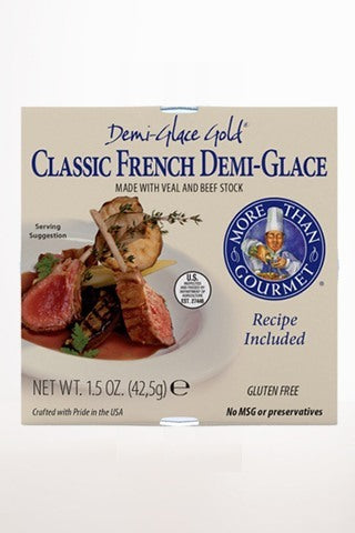 Gourmet Food - Classic French Demi-Glace 1.5oz