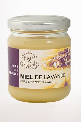 Gourmet Food - French Lavender Honey From Mas Des Abeilles, 250g