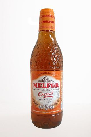 Gourmet Food - Melfor Alsatian Honey Vinegar From France 50cl
