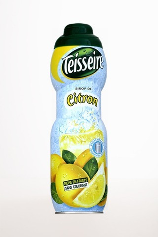 Gourmet Food - Teisseire Citron Lemon (Syrup For Drinks)