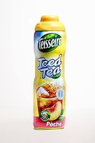 Gourmet Food - Teisseire Iced Tea Peach (Syrup For Drinks)