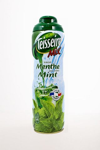 Gourmet Food - Teisseire Mint / Menthe Verte (Syrup For Drinks)