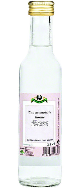 NOIROT ROSE FLOWER WATER 25 CL