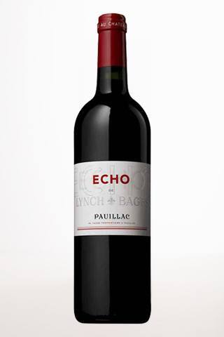 Wine - 2011 Echo De Lynch Bages Pauillac Bordeaux