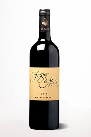 Wine - 2012 Fugue De Nenin Pomerol Bordeaux