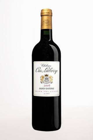 Wine - Chateau Cos Laborie 2012 Saint Estephe Bordeaux