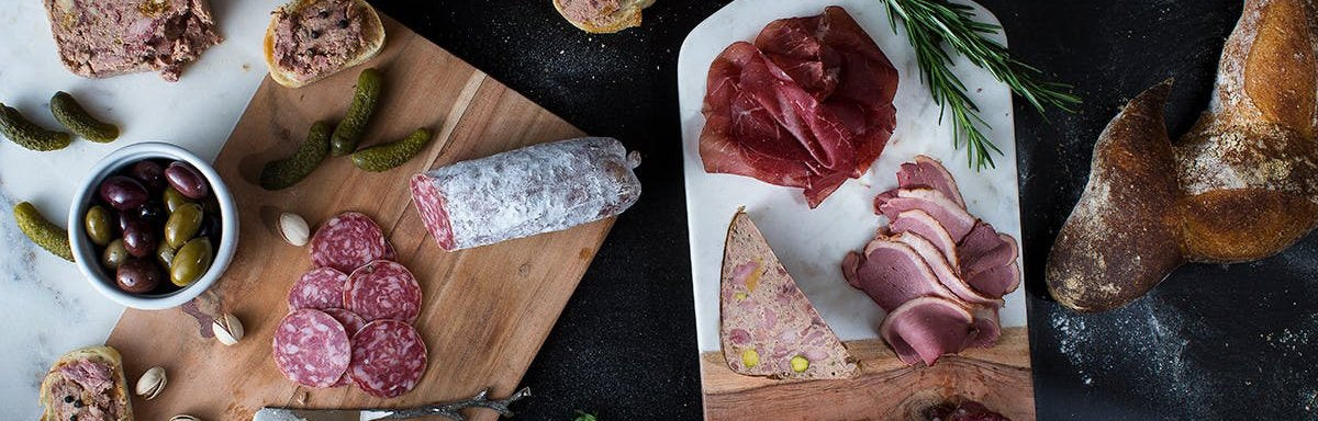 Meat & Charcuterie