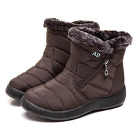 Women's Cozy Winter Waterproof Anti-Slip Boots