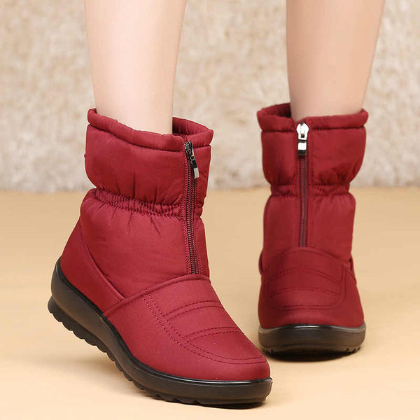 Women's Waterproof Snow Boots ( HOT SALE !!!-60% OFF For a Limited Time Only )