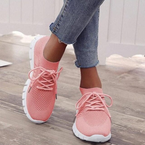 Women's Breathable Light Running Shoes