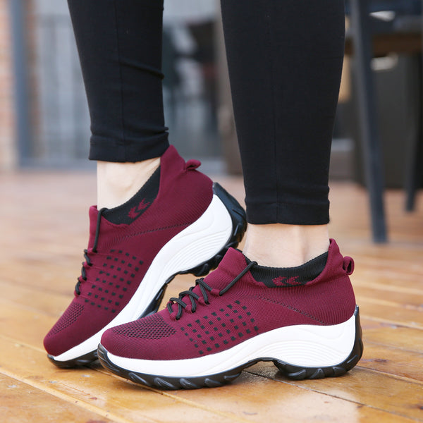 Women's Breathable Comfortable Non-slid Hiking Shoes ( 🔥 Last Day of SALE with 60% OFF 🔥 )
