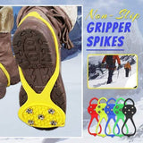 Snow and Ice Non-Slip Gripper Spikes