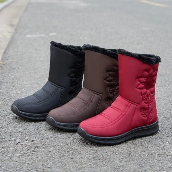 Women's Warm Waterproof Anti-Slip Boots